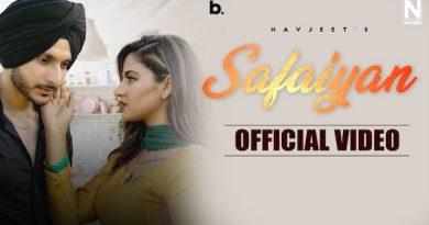 Safaiyan Lyrics Navjeet