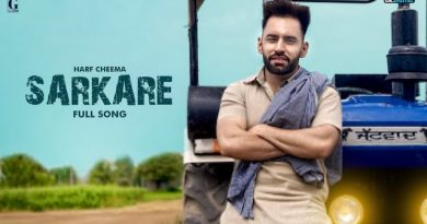Sarkare Lyrics Harf Cheema