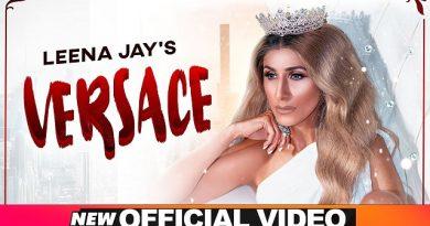 Versace Lyrics - Leena Jay