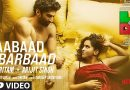 Aabaad Barbaad Lyrics - Arijit Singh | Ludo Movie