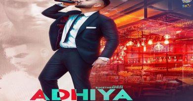 Adhiya Lyrics Karan Aujla