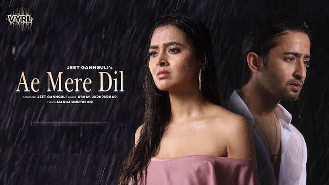 Ae Mere Dil Lyrics Abhay Jodhpurkar