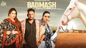 Badmash Lyrics Rabby Brar   Gurlej Akhtar