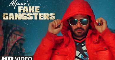 Fake Gangster Lyrics Alfaaz