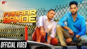 Faraar Bande Lyrics Veet Baljit   Inder Pandori