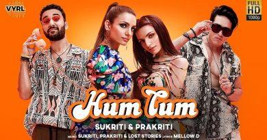 Hum Tum Lyrics - Sukriti Kakar & Prakriti Kakar