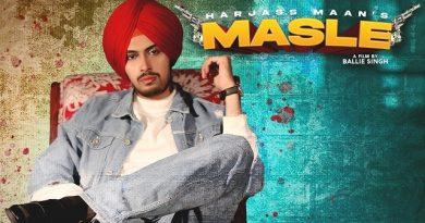 Masle Lyrics Harjass Maan