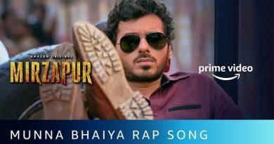 Munna Bhaiya Rap Lyrics - Mirzapur 2