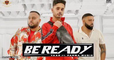 Be Ready Lyrics Yaad