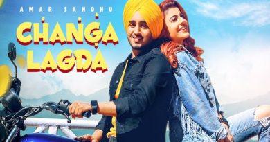 Changa Lagda Lyrics Amar Sandhu