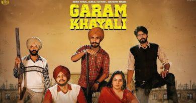 Garam Khyali Lyrics by Inder Atwal