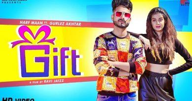 Gift Lyrics Harf Maan | Gurlez Akhtar