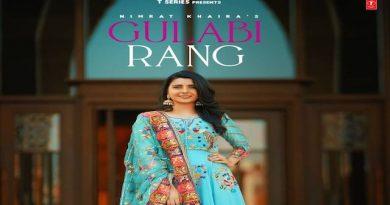 Gulabi Rang Lyrics by Nimrat Khaira