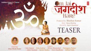 Om Jai Jagdish Hare Lyrics Divya Khosla Kumar