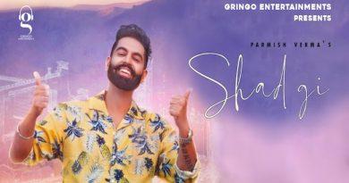 Shadgi Lyrics Parmish Verma