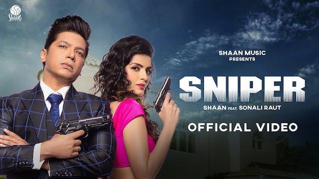 Sniper Lyrics Shaan | Sonali Raut