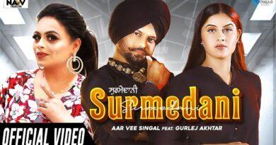 Surmedani Lyrics - Aar Vee Singal | Gurlez Akhtar