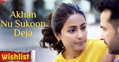 Akhan Nu Sukoon Deja Lyrics Mumin Beigh