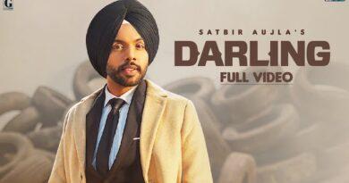 Darling Lyrics Satbir Aujla
