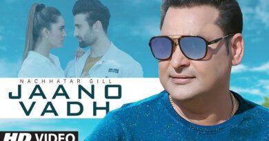 Jaano Vadh Lyrics Nachhatar Gill