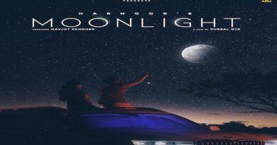 Moonlight Lyrics by Harnoor