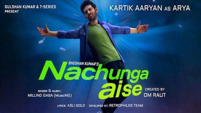 Nachunga Aise Lyrics Millind Gaba   Kartik Aaryan