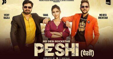 Peshi Lyrics MD Desi Rockstar