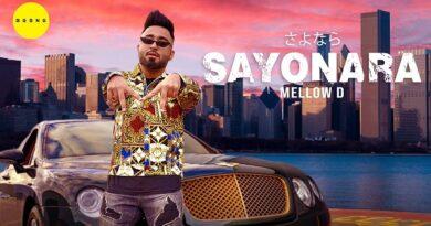 Sayonara Lyrics Mellow D