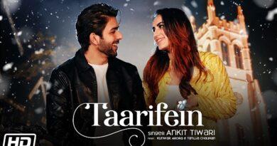 Taarifein Lyrics - Ankit Tiwari