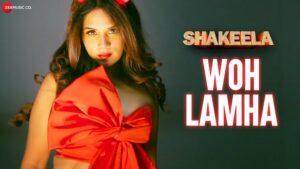 Woh Lamha Lyrics Shakeela   Vishal Mishra