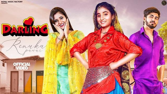 Darling Lyrics Renuka Panwar | Uk Haryanvi