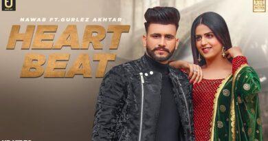 Heartbeat Lyrics Nawab | Gurlez Akhtar