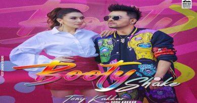 Booty Shake Lyrics Tony Kakkar | Sonu Kakkar