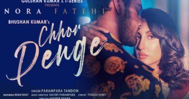 Chhor Denge Lyrics Parampara Tandon