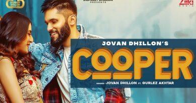 Cooper Lyrics Jovan Dhillon | Gulrej Akhtar