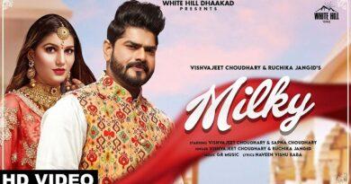 Milky Lyrics Vishvajeet Choudhary | Ruchika Jangid