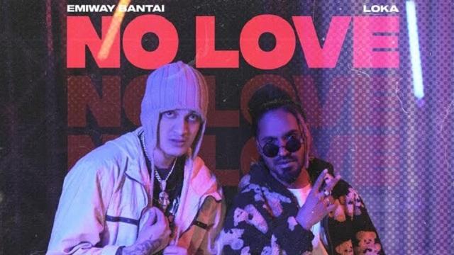 No Love Lyrics Emiway | Loka