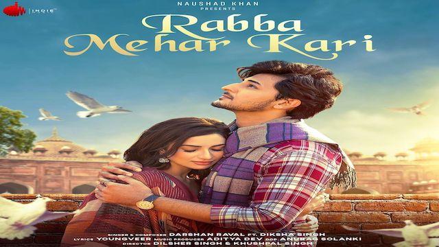 Rabba Mehar Kari Lyrics Darshan Raval