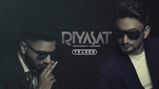 Riyasat Lyrics Navaan Sandhu | Sabi Bhinder