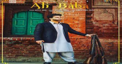 Ali Baba Lyrics Mankirt Aulakh