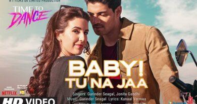 Baby! Tu Na Jaa Lyrics Gurinder Seagal | Jonita Gandhi