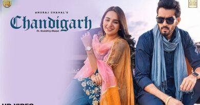 Chandigarh Lyrics Anuraj Chahal   Gurlez Akhtar