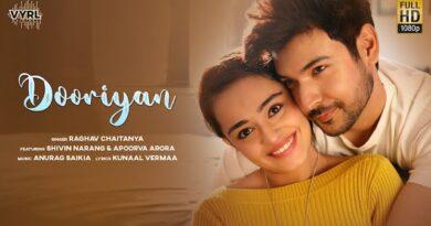 Dooriyan Lyrics Raghav Chaitanya