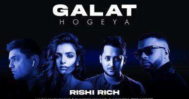Galat Hogeya Lyrics Yash Narvekar | Sukriti Kakar