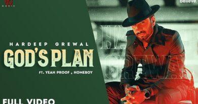 God's Plan Lyrics Hardeep Grewal