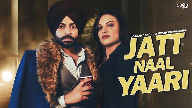 Jatt Naal Yaari Lyrics Jordan Sandhu
