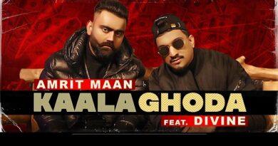 Kaala Ghoda Lyrics Amrit Maan | Divine
