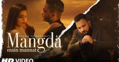 Mangda Main Mannat Lyrics Sudhir Yaduvanshi