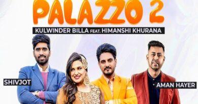 Palazzo 2 Lyrics Kulwinder Billa | Shivjot