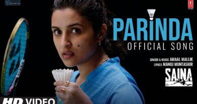 Parinda Lyrics Saina | Amaal Mallik